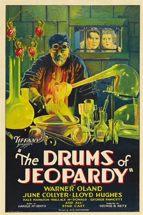 The Drums of Jeopardy (1931 film) - Wikipedia