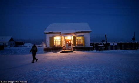 Oymyakon, the coldest village on earth: Weather takes turn