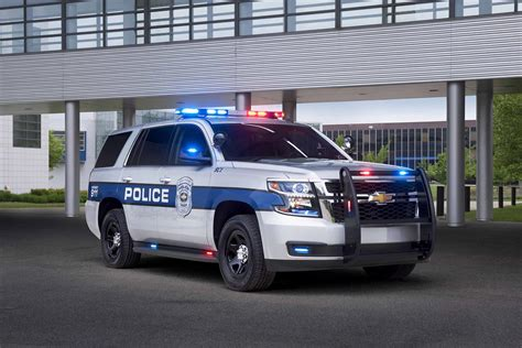 2016 Chevrolet Tahoe PPV News and Information -