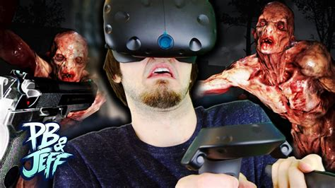 VR ZOMBIES! - Brookhaven Experiment (HTC Vive) - YouTube