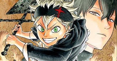 Black Clover GN 1 & 2 - Review - Anime News Network