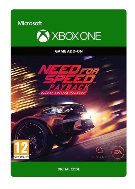 NEED FOR SPEED™ PAYBACK DELUXE EDITION UPGRADE - Xbox One