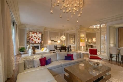 Take a look at the most expensive suites on the Las Vegas