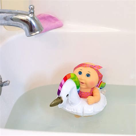 You Can Get a Cabbage Patch Kid Swimming Doll That Comes