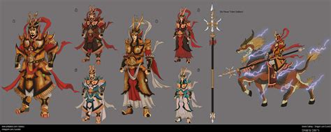 Total War: Warhammer 3 Grand Cathay fan Concept #14