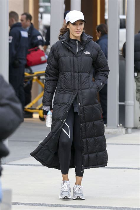 JENNIFER BEALS on the Set of Proof in Vancouver - HawtCelebs