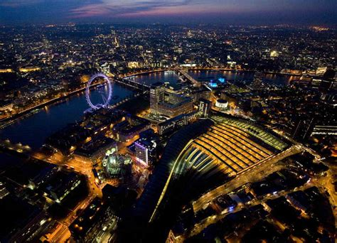 LolliTop: More of London from above, at night