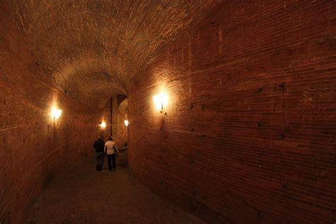 Inside the Castel Sant'Angelo | The Mausoleum of Hadrian