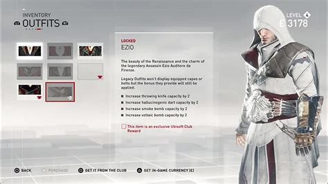 How to Get Ezio Outfit   AC: Syndicate