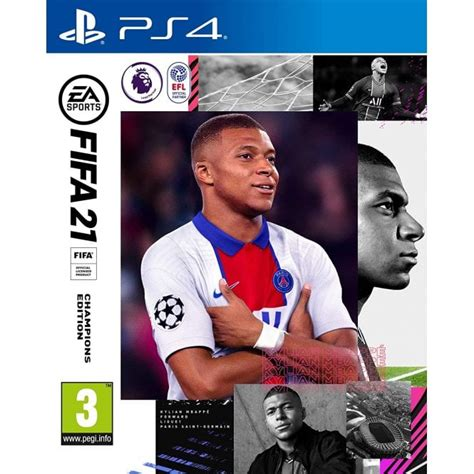 Fifa 21 Champions Edition PS4 - Video Games from Gamersheek