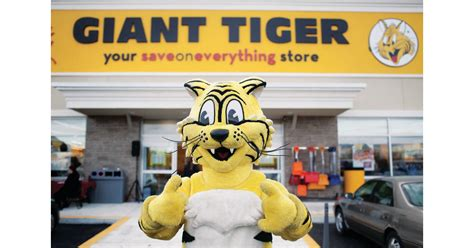 Giant Tiger Roars into a new location in Owen Sound, Ontario!