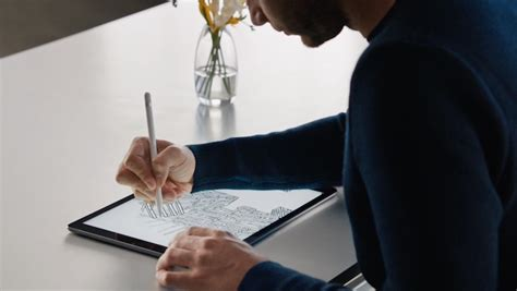Jony Ive on Apple Pencil: A 'Natural' and 'Familiar