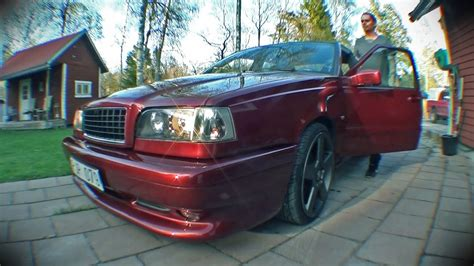 Volvo 850 T5 -94 Twinpipes [2013 video] - YouTube