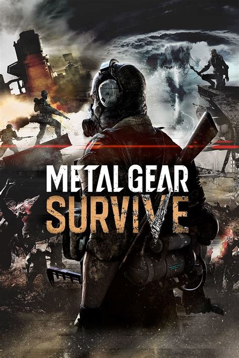 Metal Gear: Survive for Xbox One (2018) - MobyGames