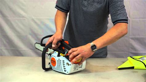Stihl MS 192T chainsaw review by Gardenland Power