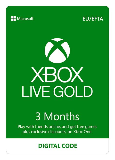 Xbox Live Gold 3 months - Game – Startselect