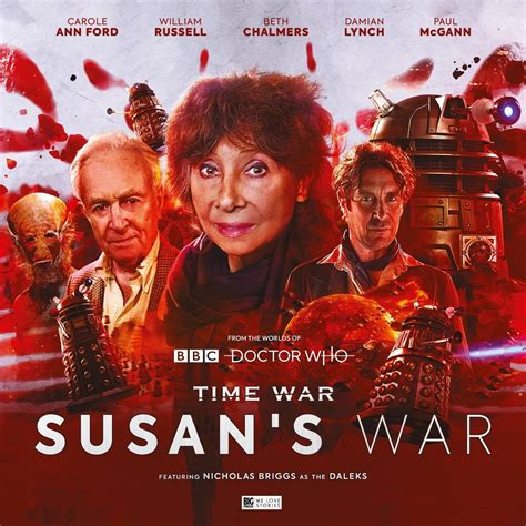 Reviewed: Big Finish's Doctor Who – Susan's War – The