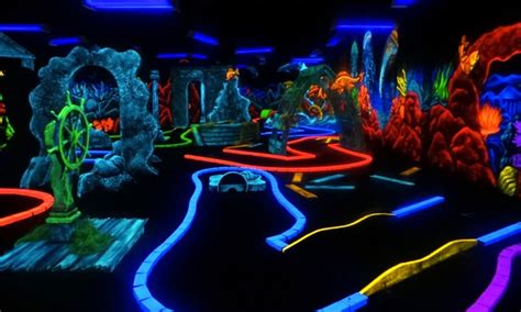 Bowling and Mini Golf - Junction Lanes Family