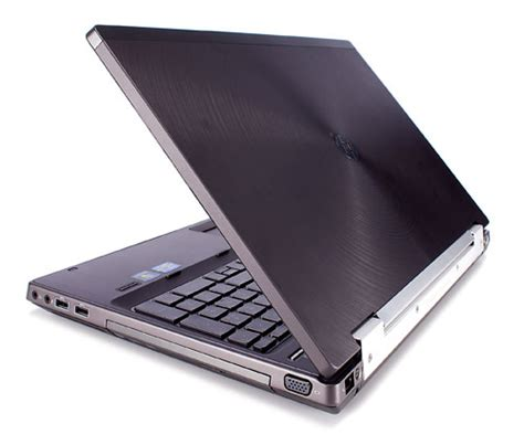 HP EliteBook 8560w Laptop Review With Intel Core i7