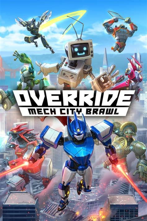 Override: Mech City Brawl for Xbox One (2018) - MobyGames