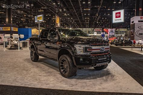 2019 Ford F-150 Harley-Davidson Edition   Top Speed