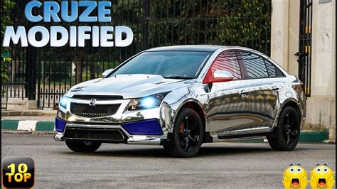 TOP 10 : Modified Chevrolet Cruze || 10 Best Ever