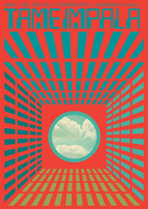 Tame Impala on   Psychedelic poster, Poster art, Poster design