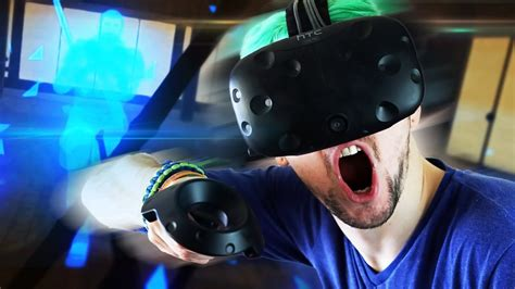 MOST EXHAUSTING VR GAME! | Holopoint (HTC Vive Virtual