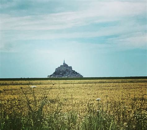 Mystical Mont Saint-Michel – Keeping Up With The Joneses