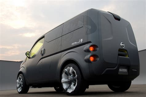 """Nissan NV200 Concept Brings """"Human Touch"""" And"""