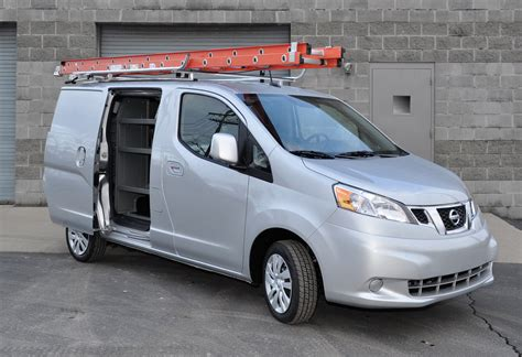 Adrian Steel Launches Product Line for the Nissan NV200