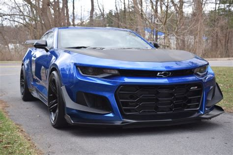 Purchasing The 2018 Chevrolet Camaro ZL1 1LE | GM Authority