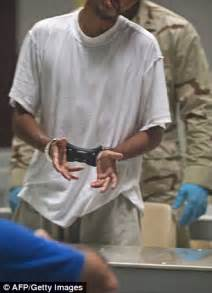 A day in the life of prisoners at Guantanamo: The eerie