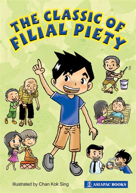 Adal's eBook | The Classic of Filial Piety (New) - Asiapac