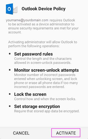 Setup Procedures for Android system | OCIO