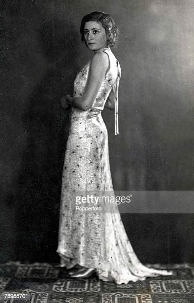 Edda Ciano Mussolini Stock Photos and Pictures   Getty Images