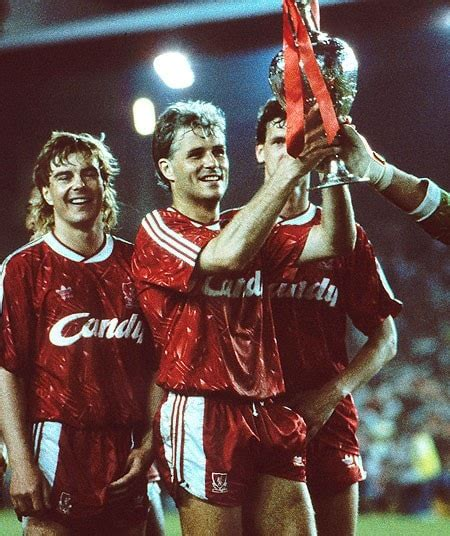 Liverpool's 1989-90 champions - where are they now