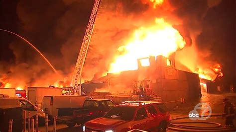 'Everything is gone': Pier 45 fire puts 2020 crab season