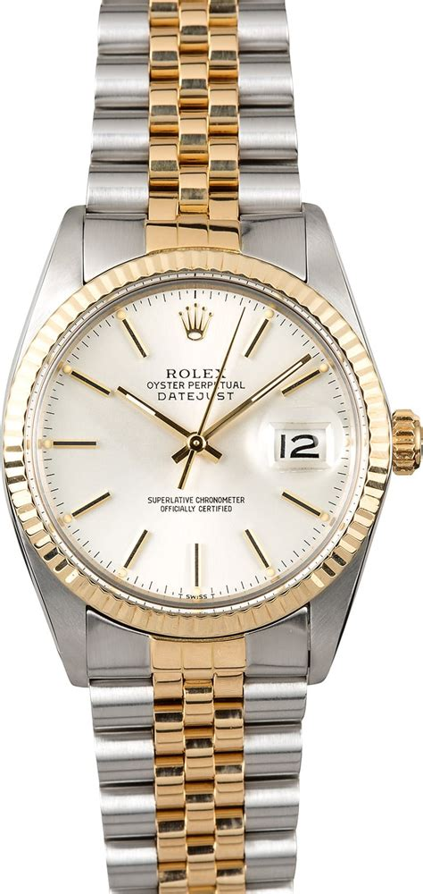 Datejust Rolex 16013 Pre-Owned Watch