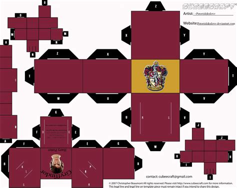 Pin by Crafty Annabelle on Harry Potter Printables (With