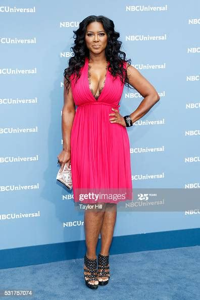 """TV personality Kenya Moore of """"The Real Housewives of"""