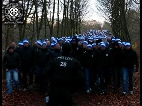 SV Darmstadt 98 - Ultra Delis & Usual Suspects - YouTube