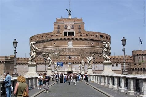 Castel Sant'Angelo, Rome Historical Facts and Pictures