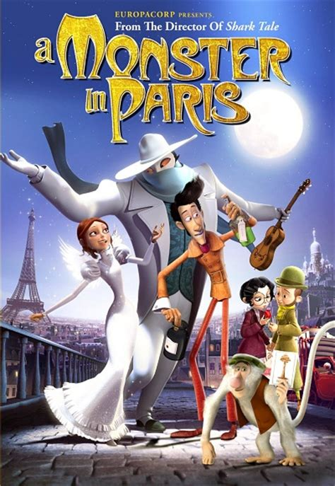 A Monster in Paris (2011) (In Hindi) Full Movie Watch