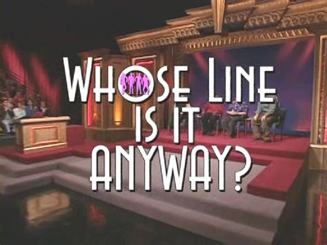 Whose Line is it Anyway? | Game Shows Wiki | Fandom