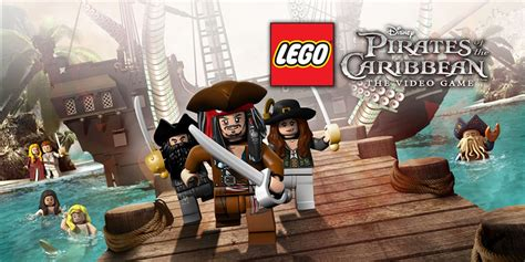 LEGO® Pirates of the Caribbean The Video Game | Nintendo