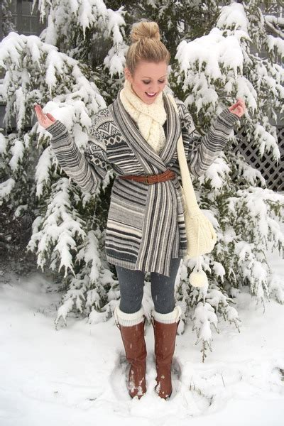 """Nordic Print Sweaters   """"under the ever green tree"""" by"""