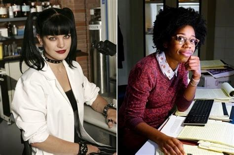 So Long, Abby! 'NCIS' Has Found A New Forensic Scientist