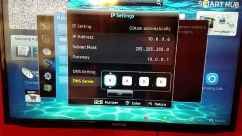 how to fix connection issue on Samsung Smart TV - YouTube