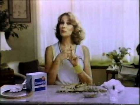 Tampax Tampons commercial 1980 - YouTube